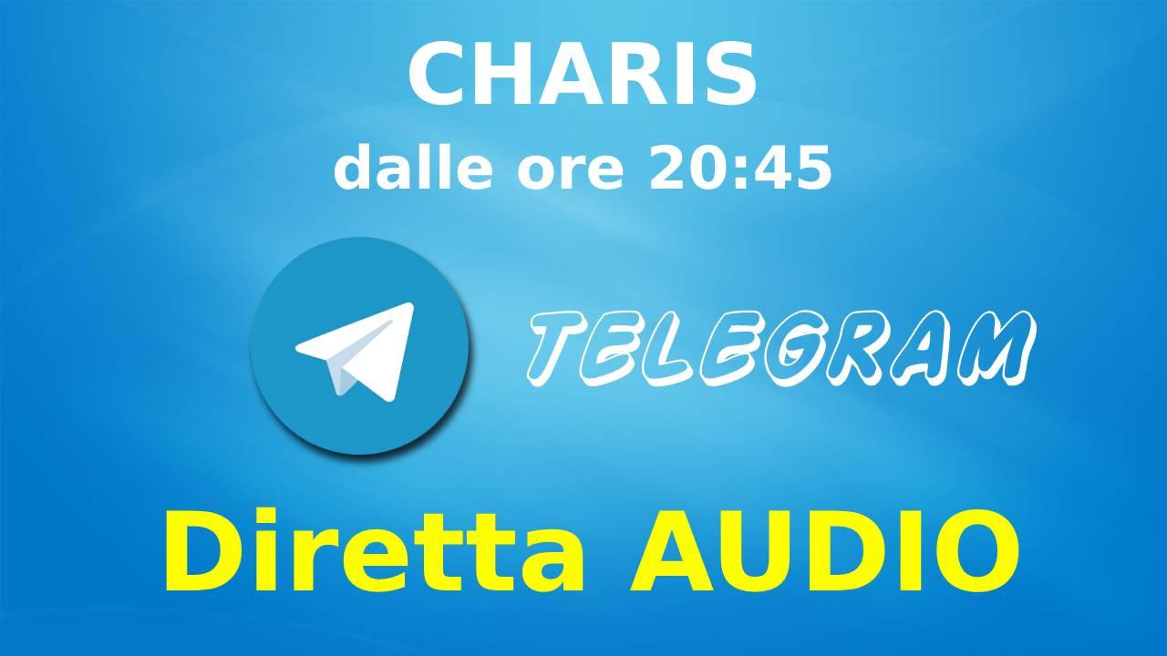 DIretta CHARIS-AUDIO su TG