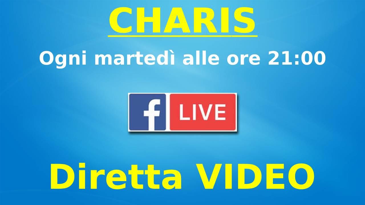 DIretta CHARIS su FB